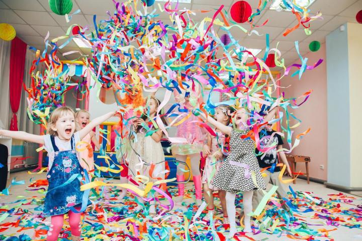 Фотография организации праздников