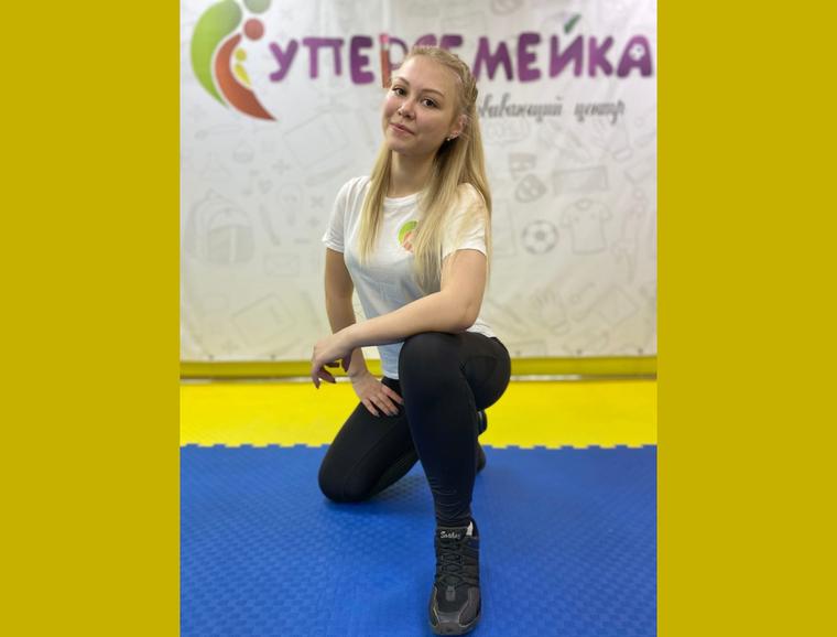 Фотография педагога Романовой Анны Романовны